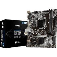 MSI B360M PRO-VH Mainboard - Motherboard
