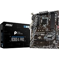 MSI B360-A PRO - Motherboard