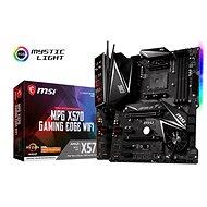 MSI MPG X570 GAMING EDGE WIFI - Motherboard
