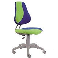 ALBA Fuxo S-Line grün/blau - Stuhl für Kinder