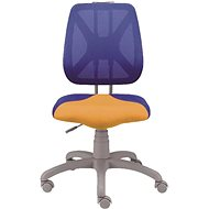 ALBA Fuxo blau/orange - Stuhl für Kinder