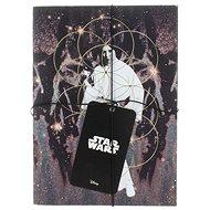 STAR WARS Darth Vader und Leia - Notebook (2x) - Notizbuch