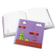 NINTENDO Super Mario - 3D Notizbuch - Notizbuch