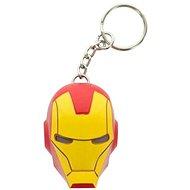 MARVEL Iron Man - leuchtender Schlüsselanhänger - Anhänger