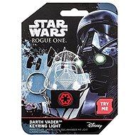 STAR WARS Darth Vader - beleuchteter Schlüsselanhänger - Anhänger