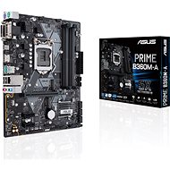 ASUS PRIME B360M-A - Motherboard