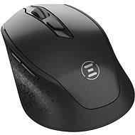 Eternico Wireless 2.4 GHz & Bluetooth Mouse MSB300 schwarz - Maus