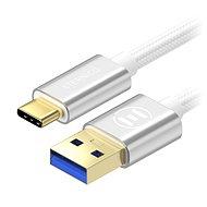 Eternico AluCore USB-C 3.1 Gen1, 0.5m Silver - Datenkabel