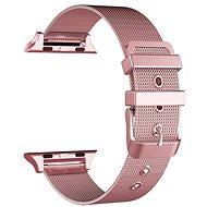 Eternico Apple Watch 38mm Mesh Metal Band Pink - Uhrband
