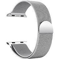 Eternico 42mm / 44mm Milanese Silberfarben für Apple Watch - Armband