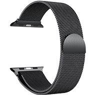 Eternico 38mm / 40mm Milanese Schwarz für Apple Watch - Armband
