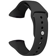Eternico Fitbit Charge 3 Silicone Black (Small) - Uhrband
