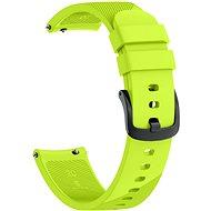 Eternico Garmin Quick Release 20 Silikonarmband grün - Armband