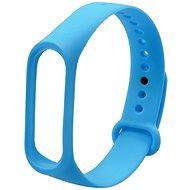 Eternico Mi Band 3 Basic Blue - Armband