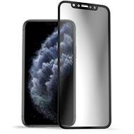 AlzaGuard Privacy Glass Protector für iPhone 11 / XR - Schutzglas