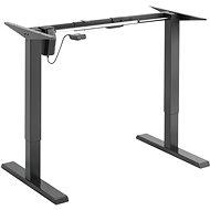 AlzaErgo Table ET2.1 - schwarz - Tisch