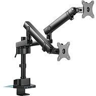 AlzaErgo Arm D85B Essential USB - Monitorhalter