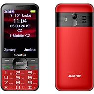 ALIGATOR A900 GPS Senior rot - Handy