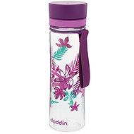 ALADDIN AVEO Trinkflasche 600ml violett mit Aufdruck - Trinkflasche