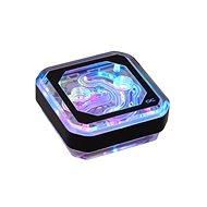 Alphacool Eisblock XPX Aurora Digitaler RGB Bildschirm - Schwarz - Wasserkühlung