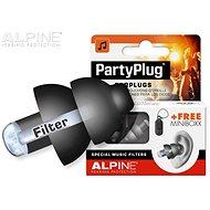 ALPINE PartyPlug Black - Ohrstöpsel