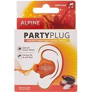 ALPINE PartyPlug Transparent - Ohrstöpsel