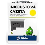Alza HP C4838AE Nr. 11 Gelb - Alternative Tintenpatrone
