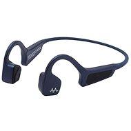AMA BonELF X blau - Kopfhörer mit Mikrofon