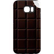 """MojePouzdro """"Chocolate"""" + Schutz für Samsung Galaxy S7 Rand - Schutzhülle von Alza"""