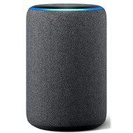 Amazon Echo 3. Generation Holzkohle - Sprachassistent