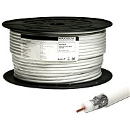 Maximum Koax RG6-100, 100 m - Kabel