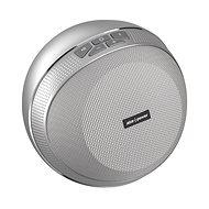 AlzaPower VORTEX V2 silber - Bluetooth-Lautsprecher
