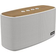AlzaPower AURA A2 grey - Bluetooth-Lautsprecher