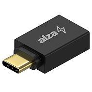 AlzaPower USB-C (M) auf USB-A 3.0 (F) - Adapter