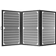 Solarpaneel AlzaPower MAX-E 21W schwarz