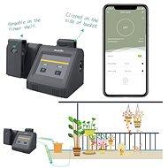 Aquanax Rainpoint AQRP003 - Intelligentes WiFi-Bewässerungsset für zu Hause - Bewässerungs-Set