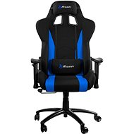 AROZZI Inizio Stoff schwarz / blau - Gaming-Stuhl