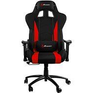 AROZZI Inizio Fabric schwarz / rot - Gaming-Stuhl