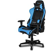 Arozzi Verona XL+ Blau - Gaming-Stuhl