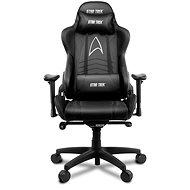 Gaming-Sessel Arozzi Star Trek Black Schwarz - Gaming-Stuhl