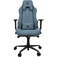 AROZZI VERNAZZA Soft Fabric Blue - Gaming-Stuhl
