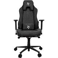 AROZZI Vernazza Soft Fabric, dunkelgrau - Gaming-Stuhl