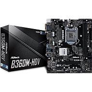 ASROCK B360M-HDV Mainboard - Motherboard