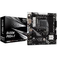 ASRock B450M PRO3-F - Motherboard