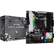 ASROCK B450M Steel Legend - Motherboard
