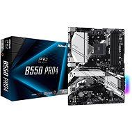 ASROCK B550 Pro4 - Motherboard
