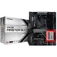 ASROCK X470 Master SLI - Motherboard