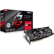 ASROCK Radeon RX570 Phantom Gaming X 8G OC - Grafikkarte
