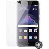 Screenshield SAMSUNG J330 Galaxy J3 (2017) Tempered Glass protection (black) - Schutzglas