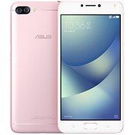 Asus Zenfone 4 Max ZC554KL Metal/Pink - Handy